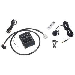 Hudobný prehrávač USB / AUX / Bluetooth VW (12pin)