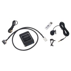 Hudobný prehrávač USB / AUX / Bluetooth Toyota (6 + 6)