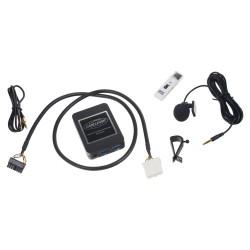 Hudobný prehrávač USB / AUX / Bluetooth Mazda