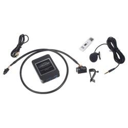 Hudobný prehrávač USB / AUX / Bluetooth Subaru