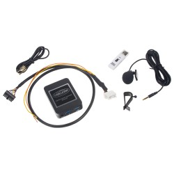 Hudobný prehrávač USB / AUX / Bluetooth Nissan