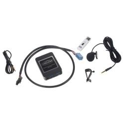 Hudobný prehrávač USB / AUX / Bluetooth Renault