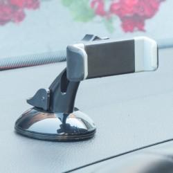 Univerzálny držiak 2in1 s úchytom na sklo / vetracie mriežky Smartphone 3,5- 6,5