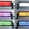 viacfarebné svetlá